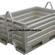 Boxpalet metalic 3