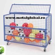 Boxpalet metalic 4