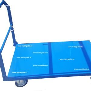 Carucioare transport marfa cu platforma (2)
