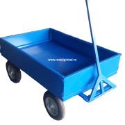 Carucioare transport marfa cu platforma (3)