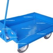 Carucior pentru transport industrial (2)