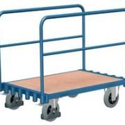 Carucior transport cu obloane laterale