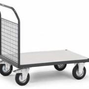 Carucior transport marfa cu platforma