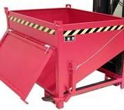 Container cu autodescarcare