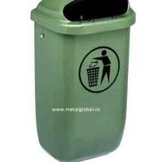 Cosuri gunoi stradale 50 litri