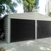 Garaje metalice demontabile