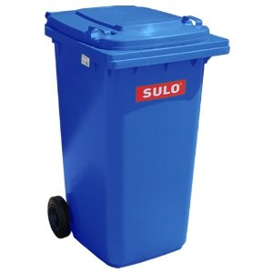 Pubela 240 litri plastic SULO