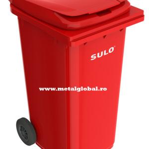 Pubela gunoi 240 litri plastic SULO