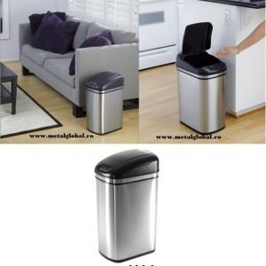 Cos de gunoi cu deschidere pe senzor