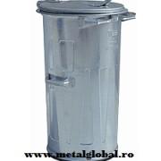 Pubela metalica 110 litri