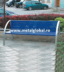 Banca din tabla Global