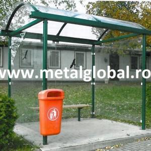 Statie autobuz Global 1