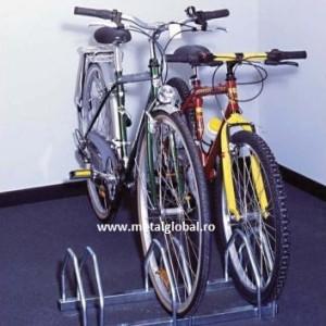 Suport 3 biciclete egale