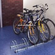 Suport 5 biciclete egale