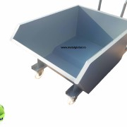 Container basculant cu roti 2